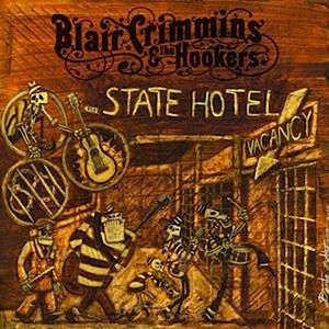 State Hotel - Album Cover