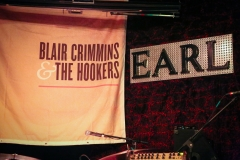Cd release party The Earl 2017