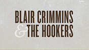 Blair Crimmins & The Hookers logo
